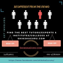 Be different from the crowed, do not know that they are infected. (1) (shiksha_guru) Tags: hometutors hobbyclasses coaching institutes colleges students parents tutions schools professionals teachers kids besteducationalwebsiteforstudentsinindiashikshagurucom | best educational website for in india shikshagurucom besttutorforkidsshikshagurucom tutor topcollegesinindiashikshagurucom top universities exam course distanceeducation distance education