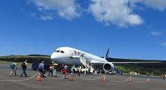 170314 At Mataveri Airport (BY Chu) Tags: chile easterisland isladepascua parquenacionalrapanui rapanui