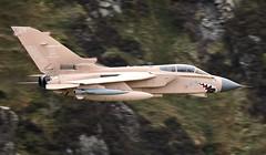 PINKY (Dafydd RJ Phillips) Tags: zg750 granby storm desert operation iraq 1991 tornado gr4 panavia loop mach war aviation military