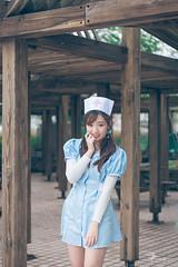 DSC_0353 (Kevin,Chen) Tags: 優格 兒童新樂園 文教館 美少女 d750 yojurt 2470 人像 girl nikon lady portrait