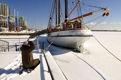 Harbourfront, Toronto, Canada (leo_li's Photography) Tags: canada toronto 多伦多 多倫多 加拿大 ontario winter 雪 snow harbourfront 安大略省 安大略