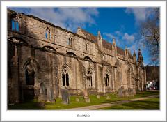 Dunkeld Cathedral (flatfoot471) Tags: 2016 cathedral dunkeld holiday landscape normal perthkinross perthshire scotland spring unitedkingdom gbr