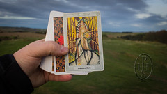 Talking With Thoth (5) (PHH Sykes) Tags: thoth tarot aleister crowley frieda lady harris card deck book