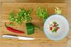 (davekpcv) Tags: ginger chilli garlic springonion celery knife greenpepper capsicumannuum bellpepper capiscum food