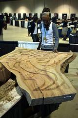 DSC_0360-61 (jjldickinson) Tags: nikond3300 105d3300 nikon1855mmf3556gvriiafsdxnikkor promaster52mmdigitalhdprotectionfilter longbeach dtlb sculpture carving longbeachconventioncenter worldwoodday wood woodcarver