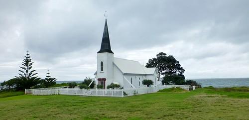 Raukokore Church, East Coast