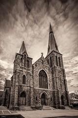 St. Mary's Roman Catholic Church (59roadking - Jim Johnston) Tags: ifttt 500px church architecture city building travel old urban