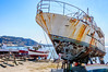 Boatyard (Kevin R Thornton) Tags: d90 nikon monastiri mediterranean greece boatyard paros travel transport egeo gr