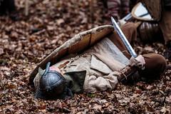 Dead (Crones) Tags: canon 6d canoneos6d canonef70200mmf28lisusm canon70200mmf28l 70200mmf28lisusm 70200mmf28 70200mm f28l viking vikings czech czechrepublic praha prague weapon shield sword