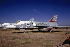 F106A  90046 (TF102A) Tags: aviation aircraft amarc amarg masdc f106 davismonthan deltadart convair