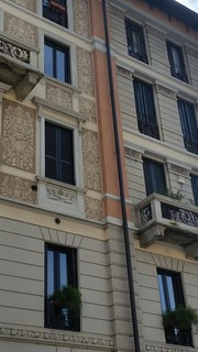 facciata via Kramer 4 Milano