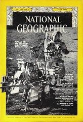 "Alan Shepard prepares to sample moon soil.  Photo cover on ""National Geographic"" Vol. 140, No. 1 (July 1971) (lhboudreau) Tags: magazine magazines cover covers july1971 1971 nationalgeographic nationalgeographicmagazine commemorative commemorating onthemoon astronaut astronauts nasa apollo spaceprogram usspaceprogram americanspaceprogram magazineart coverart coverphoto moon moonscape spacesuit moonwalker moonwalkers photocover vintagemagazine vintagemagazinecover vintagemagazines apolloastronauts apolloastronaut shepard alanshepard conecrater lunarlandscape moonsoil soil alanbshepard alanbshepardjr apollo14 volume140number1 theclimbupconecrater modularequipmenttransporter framauro"