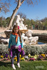 Retrato de niña (Photo Valdueza) Tags: aranjuez jardines palacio real niños niñas retrato primavera timida photovaldueza