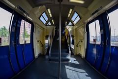 Er cupolone © (Foto di Camilla) Tags: nikon interni rail train cupola fs treno treni fisheye trenord 1979 casaralta