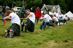 MacLaren Clan Tug O' War