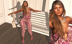 # 442 EVERY DAY IS A CHANCE TO DO BETTER (Luckii's Charms) Tags: amarabeauty powderpack exile ison luxebox evolove bueno cestlavie empire treschic propose posefair2017 brightonpier new blog secondlife fashion slblogger slblog