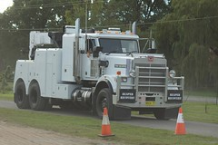 . (adze45) Tags: haulinthehume humehighway max marmon yass towtruck truck