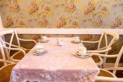 tea time (Stefan Giese) Tags: canon 6d 24105mm tee tea teatime tasse blümchen blümchenmuster british midhurst english