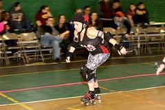 Queen Elizadeath II 1704087902w (gparet) Tags: rollerderby roller derby flattrack wftda rollerskate skate rollerskating skating teamsport sport indoor srd suburbia suburbiarollerderby suburbanbrawl ctrollergirls allstars ctrg