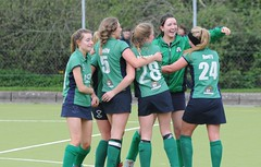 Connacht Senior Cup Final Celebrations as Greenfields win 3 - 2 vs Galway Hockey Club (Greenfields Hockey Club) Tags: connachtcupfinal greenfieldshockeyclub galwayhockeyclub celebrations cupwinners womenshockey greenfields greenfieldshockey dangan