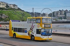 Gary Rabbit (Better Living Through Chemistry37) Tags: stagecoach stagecoachdevon stagecoachsouthwest buses busessouthwest busesuk transport transportation vehicles vehicle psv publictransport 18306 wa05mhf alexander alx400 alexanderalx400 opentopbuses dennis dennistrident trident torquay torquayseafront torbayroad gary