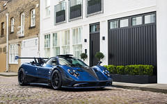 Zonda By Mileson. (Alex Penfold) Tags: pagani zonda 760 by mileson supercars supercar super car cars autos alex penfold 2017 london blue carbon