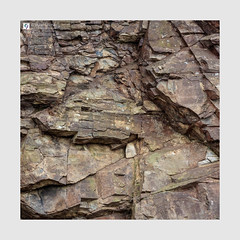 Slate I (Stuart Leche) Tags: detail landscape pembrokeshire rock slate stuartleche wales wwwstuartlechephotography