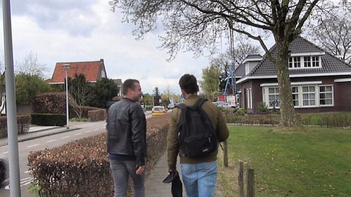 Had an inspirational day yesterday in Nuenen with the owner of http://www.ww2marketgarden.com @tom_peeters82 Such a humble guy! He helped me out on researching the skirmish that E company had on September 19th 1944. The skirmish is also portrayed in Band