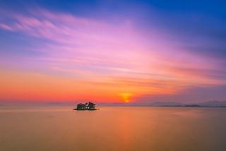 sunset 9940