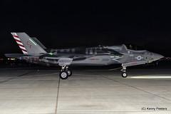 F-35B 168732 VMFA-211 (kenny peeters) Tags: f35b marines vmfa211