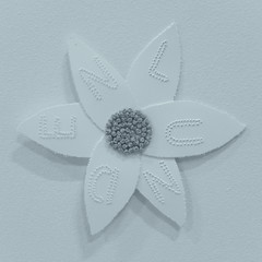 (Landanna) Tags: embroidery embroideryonpaper broderi broderipåpapir borduren bordurenoppapier frenchknots square handmade handgemaakt pinpricking