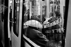 Inside Moebius (Sergi_Escribano) Tags: nikonfm2 kodaktmax doubleexposureonfilm sergiescribano streetsofbarcelona barcelona street subway underground estaciodefrança blackandwhite barcelonastreetphotography blancoynegro liceu monochrome monocromático filmsnotdead film filmnoir city noircity architecture abstract analogphotography