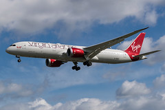Virgin Atlantic / B789 / G-VBZZ / EGLL 27L (_Wouter Cooremans) Tags: egll lhr heathrow spotting spotter avgeek aviation airplanespotting virgin atlantic b789 gvbzz 27l virginatlantic