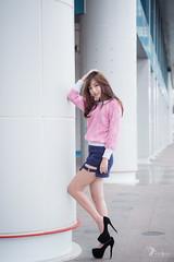 DSC_0313 (Kevin,Chen) Tags: 優格 紀思辰 兒童新樂園 文教館 美少女 d750 yojurt 人像 girl nikon lady portrait