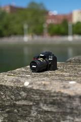 My little Nikon (Saioa Elizondo) Tags: bokeh nikonflickraward nikonphotography nikon focusing river bilbao basquecountry