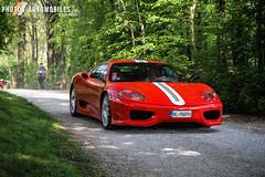 Ferrari 360 Challenge Stradale (Kyter MC) Tags: europe italie italia italy cars kyter canon eos sk ks photography automotive wwwphotosautomobilescom auto meeting coffee cc brescia 2017 carscoffee ferrari 360 challenge stradale