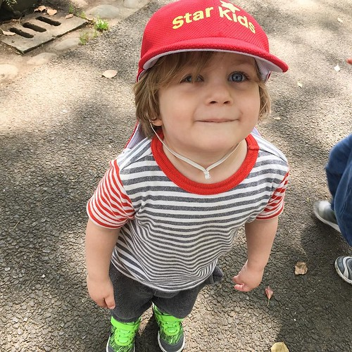 Little man in the park with Star Kids International Preschool, Tokyo. #starkids #international #preschool #school #children #toddler #kids #kinder #kindergarten #daycare #fun #shibakoen #minatoku #tokyo #japan #instakids #instagood #twitter #子供 #幼稚園 #保育園