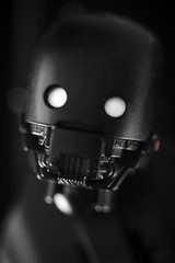 K-2SO (jooka5000) Tags: k2so droid security starwars lego portrait kaytuesso lessismore lighting photography photo rogueone legography