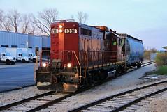 Return Of The 567s (BravoDelta1999) Tags: chicagoterminal ctm milwaukeeroad milw railroad ilsx gp10 1396 bensenville illinois emd