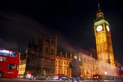 20:24 PM (PrimiFer) Tags: london londres big ben reloj bridge night noche puente tower nikon