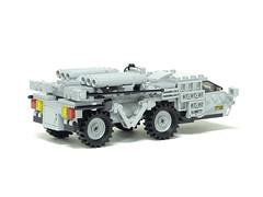 レゴ ウォーマスタング多目的対戦車ミサイルシステム(LEGO War Mustang Multipurpose Anti Tank Missile System)2 (popo lego) Tags: lego moc military army atm anti tank missile system vehicle レゴ 対戦車ミサイル 車両