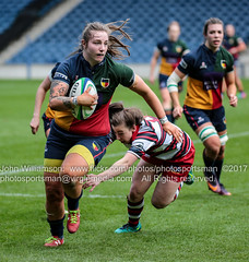 Murrayfield Wanderers Ladies V Jordanhill-Hillhead  BT Final 1-181 (photosportsman) Tags: murrayfield wanderers ladies rugby bt final april 2017 jordanhill hillhead edinburgh scotland sport