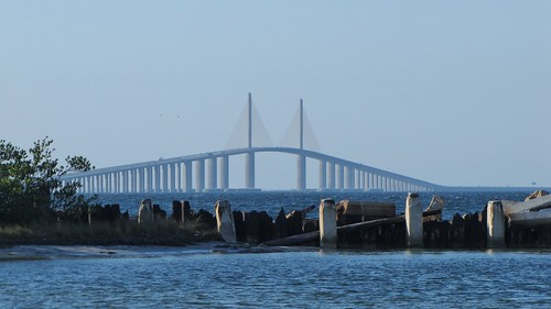 Skyway Bridge from the South
