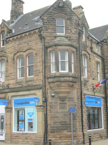 MATLOCK BANK (3 Crown Square, Matlock, Derbys  DE4 3AT) {NBC} May13