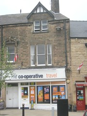 MATLOCK {J.V.} (Crown Square, Matlock, Derbys  DE4 3AT) {NBC} May13 (Co-operative Stores) Tags: derbyshire coop matlock 2013