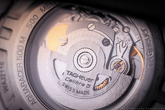 Tag Heuer Mechanism (Markowicz Fotografia) Tags: tag watch mechanism heuer zegarek mechanizm