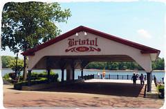 Bristol Borough  Wharf (MissyPenny) Tags: usa pennsylvania historic buckscounty delawareriver bristolpennsylvania bristolborough kodakz990 pdlaich missypenny
