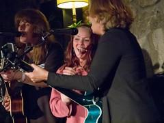 Karl Werne Kristin DeWitt & Elaine Dempsey 58 (sarider1) Tags: music sanantonio folk acoustic bwg urbancampfires bigwidegrin