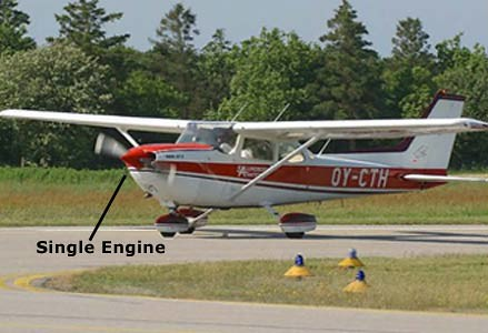 Photo - Plane Type: Single Engine