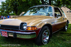 1976 AMC Pacer (engineerd) Tags: amc pacer greenfieldvillagemotormuster2013